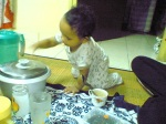 Darwish Kacau Makan